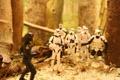 Картинка лес, Endor, Speeder, Star Wars, Death Star Trooper, Blaster, борьба
