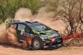 Картинка Ford, Stephane Prevot, Chris Atkinson, Rally, WRC, Фиеста, Fiesta