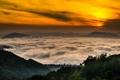Картинка облака, пейзаж, закат, Шри-Ланка