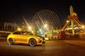 Картинка Кроссовер, BMW, Золотой, Тюнинг, Обвес, БМВ, yellow