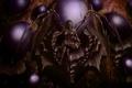 Картинка девушка, крылья, арт, трон, королева, StarCraft, Kerrigan
