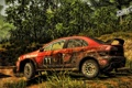 Картинка гонка, грязь, джунгли, dirt2