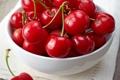 Картинка вишня, fresh, sweet, berries, ягоды, cherry, черешня