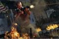 Картинка Fire, Shooting, Weapons, Grand Theft Auto V, GTA V, Philips, Trevor