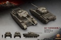 Картинка Centurion, танк, Британия, танки, Великобритания, World of Tanks, Wargaming.net