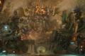 Картинка металл, механизм, роботы, арт, пар, музыкальные инструменты, оркестр