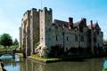 Картинка Англия, графство Кент, замок Хивер