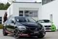 Картинка V40, автомобиль, черный, Volvo, Heico Sportiv, вольво