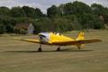 Картинка самолет, британский, двухместный, учебно-тренировочный, Hawk Trainer, Mk3, Miles M 14A