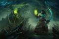 Картинка World of Warcraft, Night Elf, blizzard, wow, Xerioth