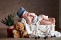 Картинка ребенок, newborn, лицо, child, малыш