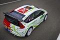Картинка Красный, Синий, Белый, Машина, Citroen, Вид сверху, WRC