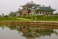 Картинка город, река, фото, дворец
