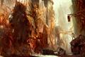 Картинка апокалипсис, центр, нью йорк, Prototype 2, мутанцы