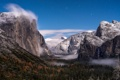 Картинка Yosemite National Park, El Capitan, Unfolding, Cathedral Peaks