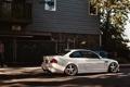 Картинка white, бмв, BMW, белый, тюнинг, E46