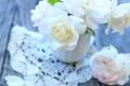 Картинка цветы, розы, лепестки, натюрморт