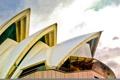 Картинка крыша, Сидней, Опера, архитектура, Sydney, Opera House