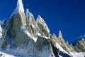 Картинка небо, снег, горы, фото, скалы