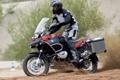 Картинка песок, bmw, мотоцикл, эндуро, r1200 gs