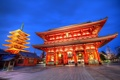 Картинка Япония, Токио, храм, Tokyo, Japan, Sensoji Temple, Asakusa Kannon Temple