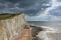 Картинка море, England, Seaford