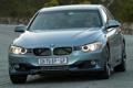 Картинка свет, фары, BMW, вид спереди, ActiveHybrid 3
