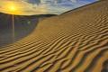Картинка песок, солнце, пустыня, дюны