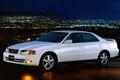 Картинка авто, ночь, город, Toyota Chaser