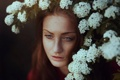 Картинка макро, цветы, портрет, веснушки, Ronny Garcia
