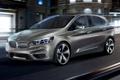 Картинка BMW, Concept, передок, концепт, ночь, Эктив Турер, город