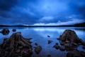 Картинка природа, озеро, сумерки, Oregon, Timothy Lake