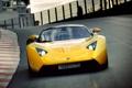 Картинка Дорога, Машина, Движение, Машины, Car, Race, Жёлтый