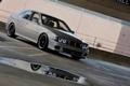 Картинка BMW, Silver, серебристая, бумер, E39, ангельские глазки, е39