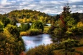 Картинка пейзаж, природа, река
