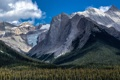 Картинка пейзаж, природа, Alberta rocky mountain