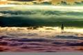 Картинка Taiwan, Taipei, Sea clouds