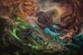 Картинка starcraft, diablo, warcraft, Jaina Proudmoore, Zeratul, sarah kerrigan, Heroes of the Storm