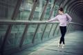 Картинка девушка, танец, пуанты