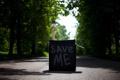 Картинка коробка, улица, save me