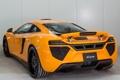 Картинка car, McLaren, MP4-12C, orange, задок, FAB Design