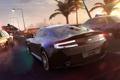 Картинка солнце, пальмы, Aston, Martin, police, Ubisoft, Game