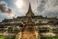 Картинка пейзаж, Thailand, Ayutthaya