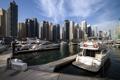 Картинка Dubai, United Arab Emirates, Wispy Marina