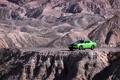 Картинка скалы, тачки, авто обои, скала, Dodge, машины, Challenger SRT8