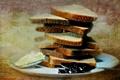 Картинка стиль, фон, еда, хлеб