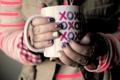 Картинка Cup, Hands, Holding, XOXOXO