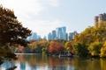 Картинка город, небоскребы, USA, америка, сша, New York City, нью йорк