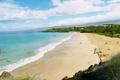 Картинка волны, пляж, природа, люди, океан
