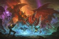 Картинка starcraft, битва, Sonya, diablo, warcraft, art, arthas